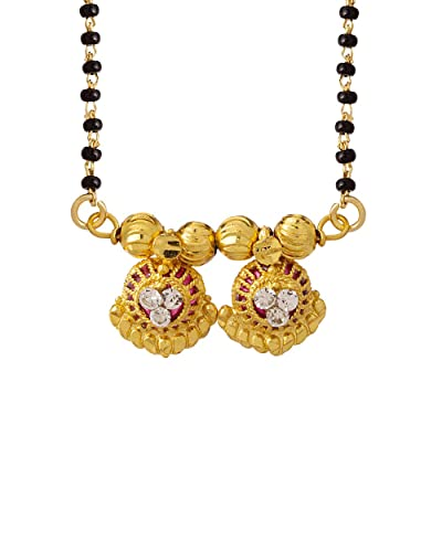 Voylla Metal Mangalsutra For Women available at Amazon for Rs.161
