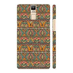 Enthopia Designer Hardshell Case Adiwasi Back Cover for Oppo R7 Plus