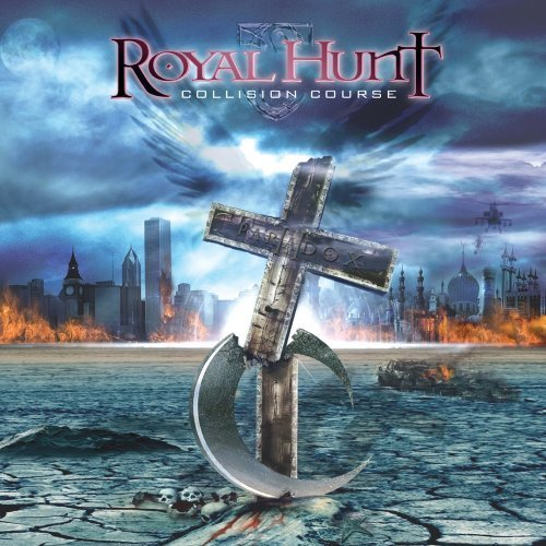 Collision Course - Paradox II by Royal Hunt (2008) Audio CD