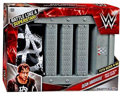 WWE Dean Ambrose Dress Up Playset