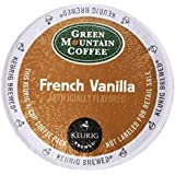 Green Mountain Coffee French Vanilla Coffee K-Cups, Box Of 24