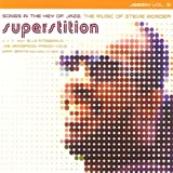 echange, troc Artistes Divers - Superstition - Songs in the key of jazz (Tribute to Stevie Wonder)