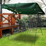 "66""x45"" Deluxe Outdoor Swing Canopy R..."