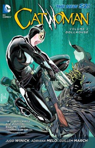 Catwoman, Vol. 2: Dollhouse