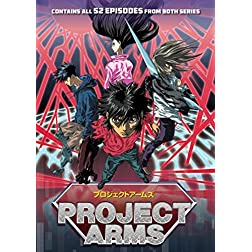 Project ARMS The Complete Series