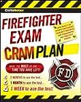 CliffsNotes Firefighter Exam Cram Plan
