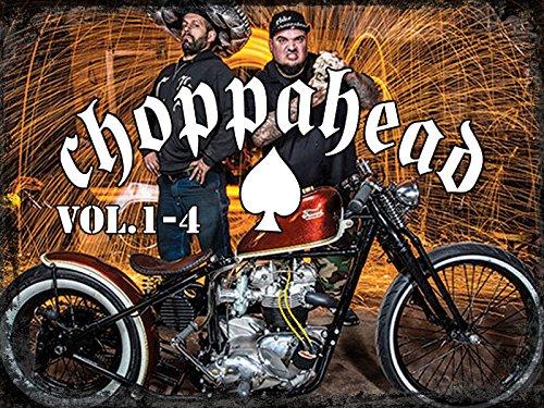Choppahead Vol. 1-4