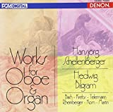 オーボエとオルガンのための作品集