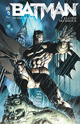 Dc Renaissance T1 Batman T1 : la Cour des Hiboux