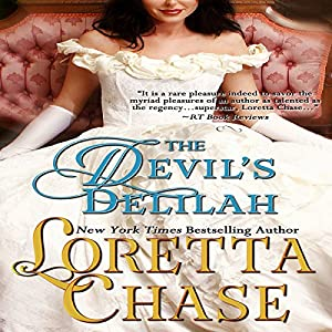 The Devil's Delilah: Regency Noblemen, Book 2 | [Loretta Chase]