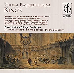 Choral Favourites F/Kings