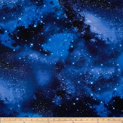 Timeless treasures space galaxy fabric shopswell for Timeless treasures galaxy fabric