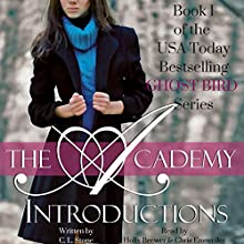 Introductions: The Academy, Volume 1 Audiobook by CL Stone Narrated by Chris Ensweiler, Holly Brewer