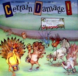 Various - CMJ Presents Certain Damage! - Volume 35