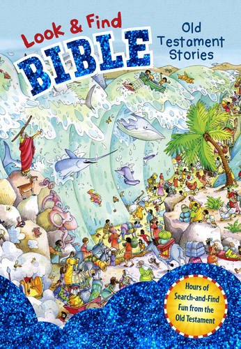 Look and Find Bible: Old Testament Stories (Old Testament For Kids compare prices)