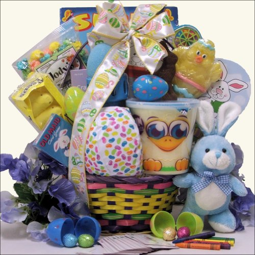Hoppin' Easter Fun - Boy: Child's Easter Basket