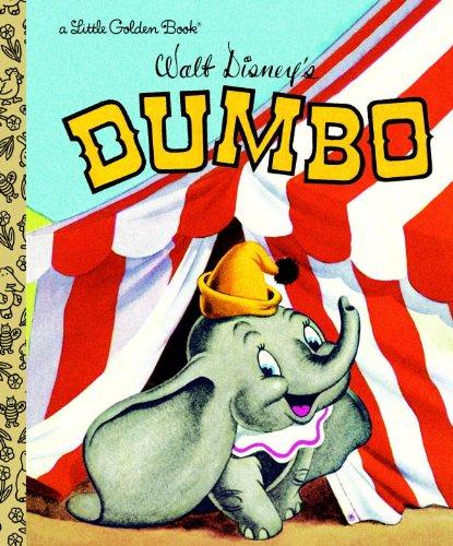 Dumbo (Little Golden Book)