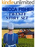Becca Fisher 20 Story Set (Amish Romance)