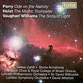 The Sons of Light: a Cantata for Chorus and Orchestra: III. The Messengers of Speech