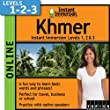 Instant Immersion Khmer - Level 1, 2 & 3 (2-year subscription)