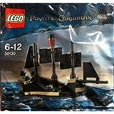 LEGO Pirati Dei Caraibi: Mini Nero Pearl Set 30130 (Insaccato)