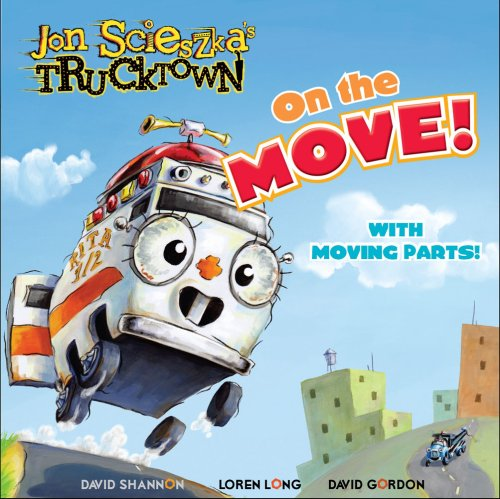 On The Move! (Jon Scieszka'S Trucktown) front-445264