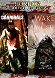 Bloodwood Cannibals / Wake the Witch [DVD] [Region 1] [US Import] [NTSC]