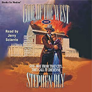 Stay Away from that City...They Call it Cheyenne Audiobook