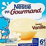 Nestl� B�b� P'tit Gourmand Vanille -...