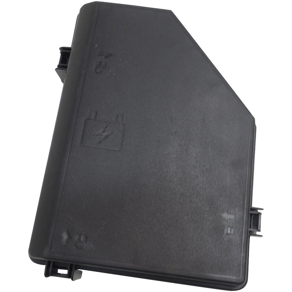 2014-15 Buick Enclave Fuse Block Cover/Lid 23106177 general motors shield 15763690