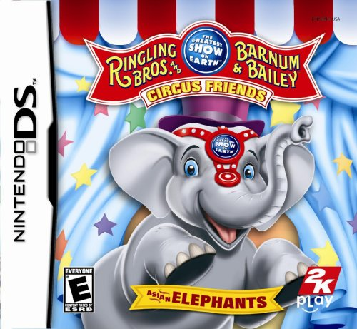 Ringling Bros. And Barnum & Bailey Circus Friends: Asian Elephants The Greatest Show On Earth front-1018335