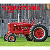 Tractors 2013 Deluxe Wall Calendar