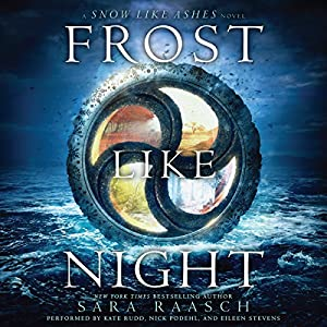 Frost Like Night Audiobook