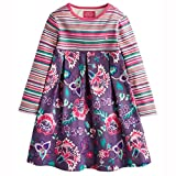 Joules Baby Girls Dress Autumn Bloom BabyHayley: 18-24 months