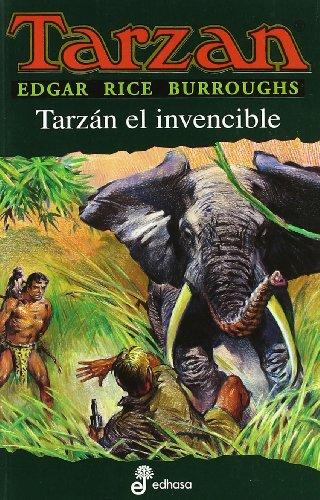 Tarzán El Invencible descarga pdf epub mobi fb2