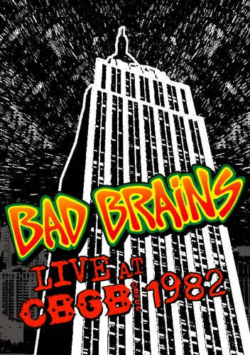 BAD BRAINS - LIVE - LP