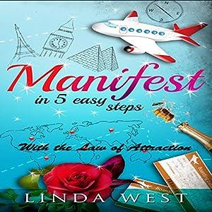 Manifest in 5 Easy Steps Audiobook