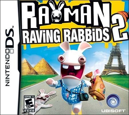 Rayman Raving Rabbids 2 - Nintendo DS by Ubisoft