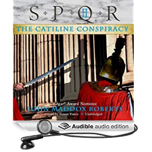 SPQR II: The Catiline Conspiracy (Unabridged)