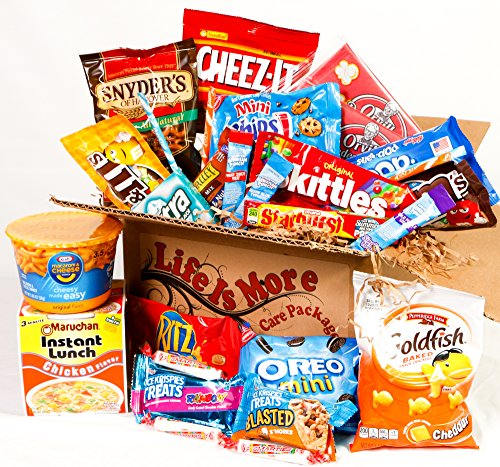 Student Care Package / Food Basket