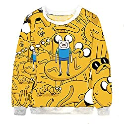 Jake the Dog Jumper - Adult (Small to XX-Large) (R2R0040)