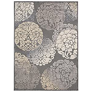 Amazon.com - Rug Squared Princeton Transitional Area Rug (PRI06), 5