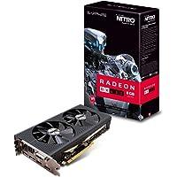 Sapphire 11260-07-20G AMD RX 480 Nitro+ 8GB Graphics Card