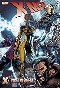 X-Men: X-Tinction Agenda by Chris Claremont, Louise Simonson, Jim Lee and Rob Liefeld