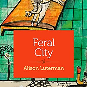 Feral City Audiobook