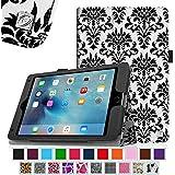 Fintie iPad mini 4 Case - Premium PU Leather Folio Case with Smart Cover Auto Sleep / Wake Feature for Apple iPad mini 4 Released on 2015, Z-Versailles