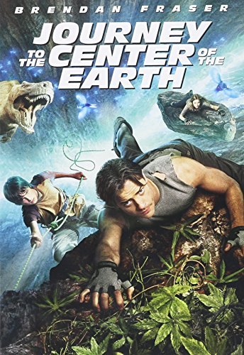 DVD : Journey To The Center Of Earth [2008] [WS] [Full Frame] (Full Frame, Widescreen, Spanish Packaging, Dubbed, Eco Amaray Case)