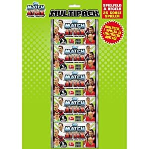 Topps TO304 - Match Attax Multi Pack 2011/2012