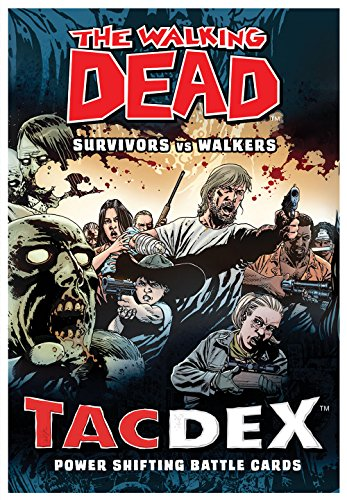 The Walking Dead TacDex Game