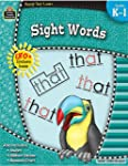 Ready-Set-Learn: Sight Words Grd K-1